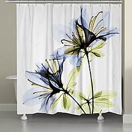 Laural Home Azalea Shower Curtain