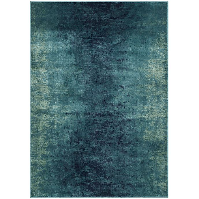Alternate image 1 for Safavieh Vintage Harper 3-Foot 3-Inch x 5-Foot 7-Inch Area Rug in Turquoise/Multi