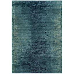 Safavieh Vintage Harper Rug in Turquoise/Multi
