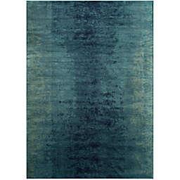 Safavieh Vintage Harper 6-Foot 7-Inch x 9-Foot 2-Inch Area Rug in Turquoise/Multi