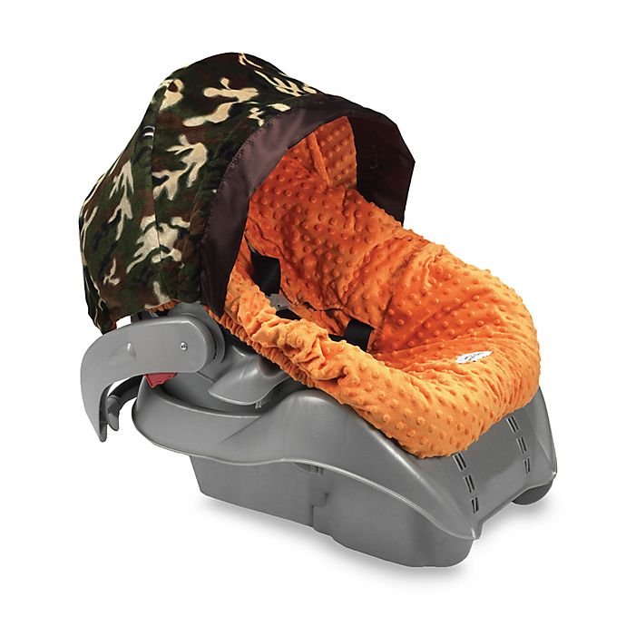 Stupendous Dressy Dribbles Infant Car Seat Cover Rock Star Bed Bath Gmtry Best Dining Table And Chair Ideas Images Gmtryco