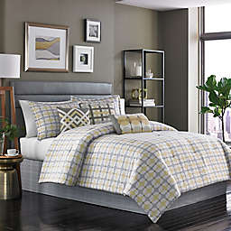 Dansk® 7-Piece Bjorn Reversible Comforter Set