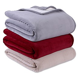 Berkshire Blanket® PrimaLush™ Reversible Sherpa Blanket