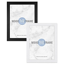 Gallery 9-Inch x 12-Inch Wood Frame