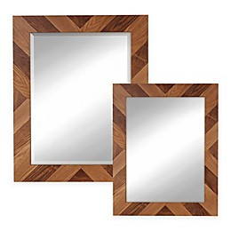 Kate and Laurel Rost Wall Mirror