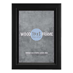 Gallery 3 5 Inch X Wood Frame In Black