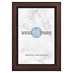 Gallery 4-Inch x 6-Inch Wood Frame in Espresso