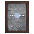 Gallery 5-Inch x 7-Inch Wood Frame in Espresso