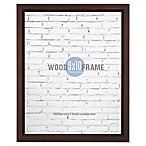 Gallery 8-Inch x 10-Inch Wood Frame in Espresso