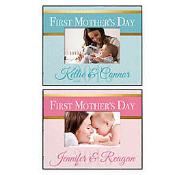 "CPS ""First Mother's Day"" 4-Inch x 6-Inch Picture Frame"