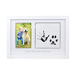 Pearhead® Our Best Friends 4-Inch x 6-Inch Print Frame