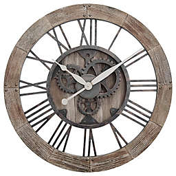 Wall Clocks Decorative Wall Clocks In All Styles Bed Bath Beyond