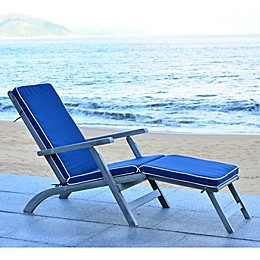 Safavieh Palmdale All Weather Chaise Lounge Chair