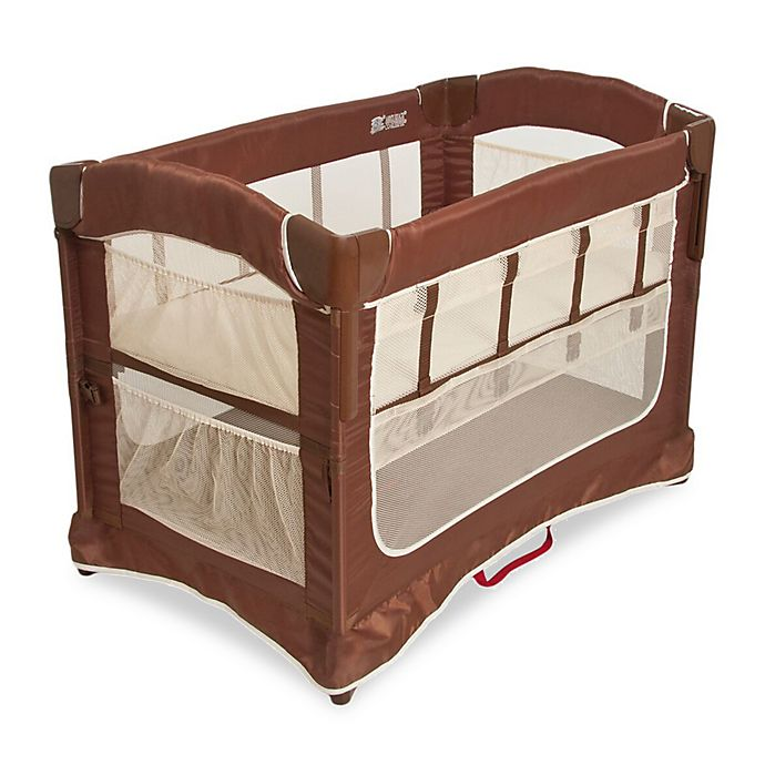 Alternate image 1 for Arm's Reach® Ideal Ezee™ 3-in-1 Co-Sleeper® in Cocoa