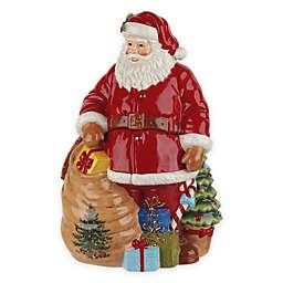 Spode® Christmas Tree Santa Cookie Jar