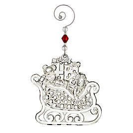 Waterford® 2017 Annual Christmas Wonders Ornament