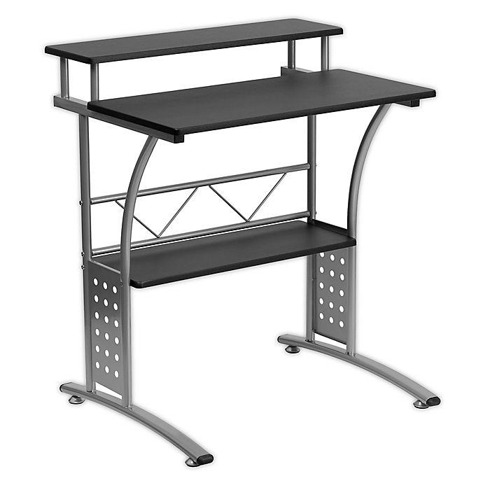 Alternate image 1 for Flash Furniture Clifton 23.5-Inch Computer Desk