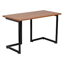 Flash Furniture 29.25-Inch Computer Desk in Cherry