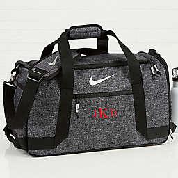 Nike® Embroidered Duffel Bag