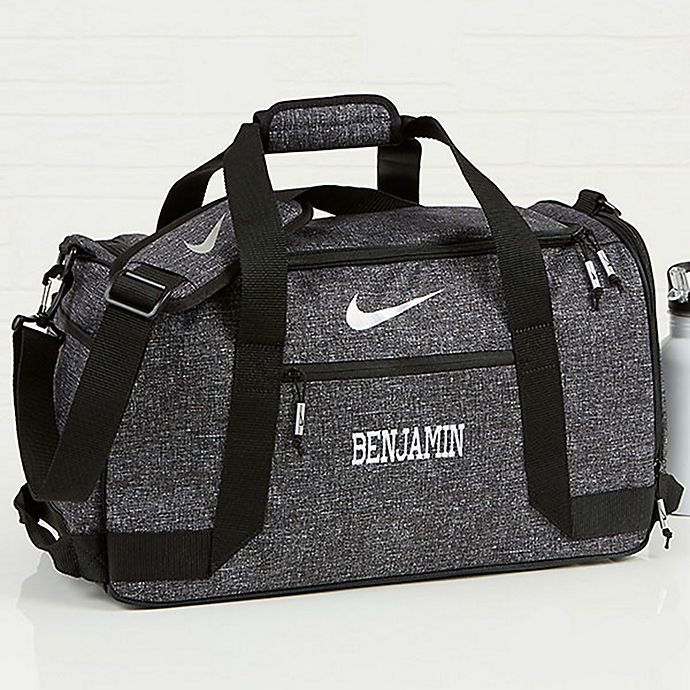 Nike® Embroidered Name Duffel Bag  8b514b831ce47