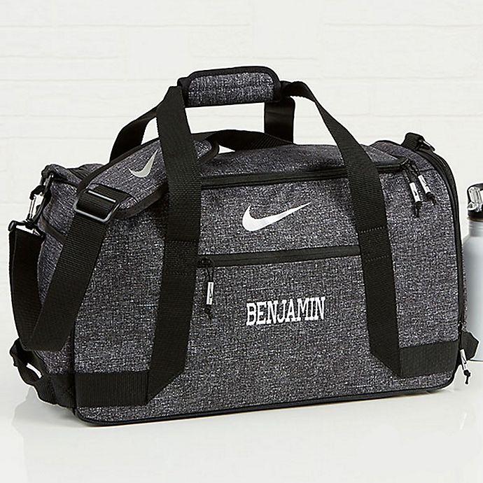 Nike® Embroidered Name Duffel Bag  f9f1c566f5b00