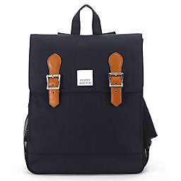 Perry Mackin Charlie School Backpack in Black