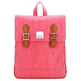 Perry Mackin Charlie School Backpack in Pink