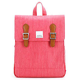 Perry Mackin Charlie School Backpack in Pink
