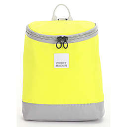 Perry Mackin Toddler Harness Backpack in Neon Yellow