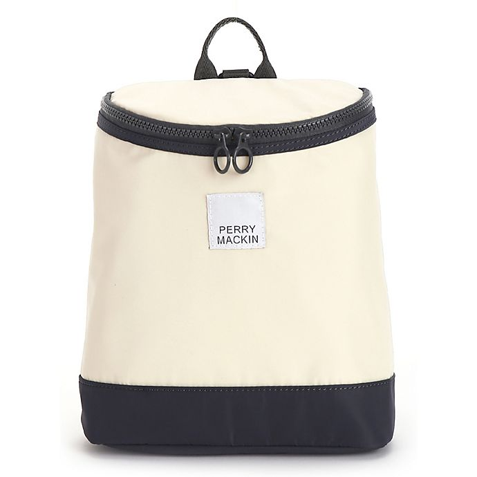 Alternate image 1 for Perry Mackin Toddler Harness Backpack in Cream