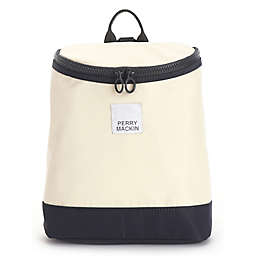 Perry Mackin Toddler Harness Backpack in Cream