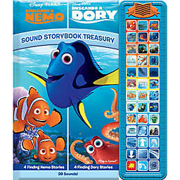 "Disney® ""Finding Dory"" Sound Storybook Treasury (Spanish Edition)"