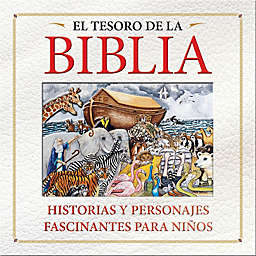 """El Tesoro De La Biblia"" Padded Treasury Book (Spanish)"