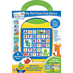 """Baby Einstein™ """"My First Smart Pad"""" Activity Pad and 8-Book Set"""