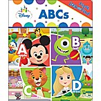 Disney® Baby My First Look and Find®  ABCs  Board Book