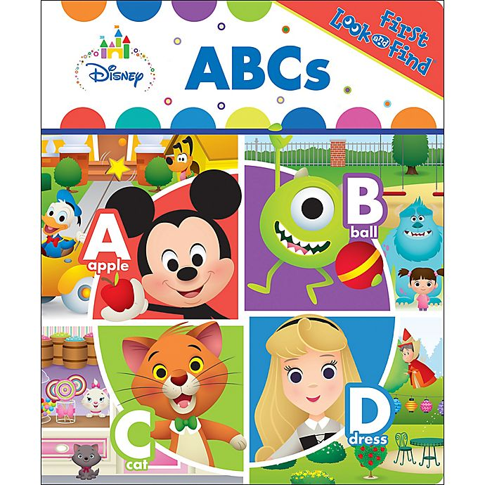 Alternate image 1 for Disney® Baby My First Look and Find® \
