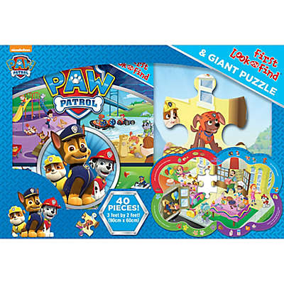Paw Patrol My First Look and Find