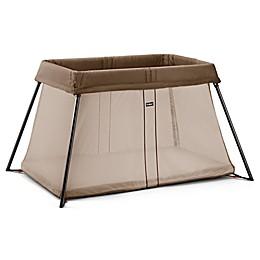 BABYBJORN® Travel Crib Light in Light Brown