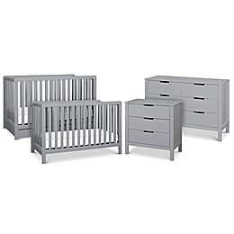 carter's® by DaVinci® Colby Crib Furniture Collection in Grey