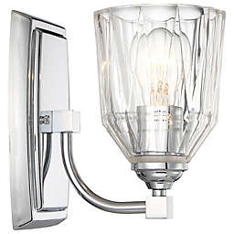 Minka-Lavery® D'Or Wall Sconce in Chrome