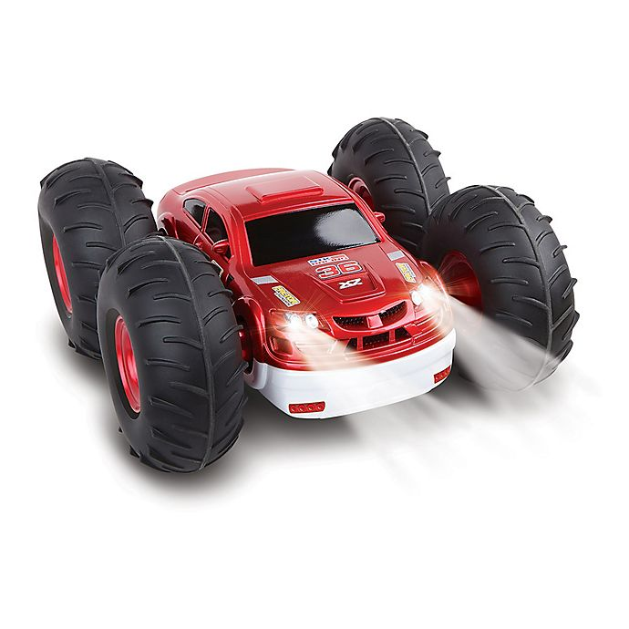Alternate image 1 for Sharper Image® Radio Controlled Flip Stunt Rally Vehicle