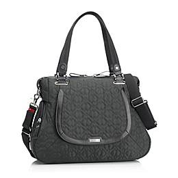 Storksak® Anna Diaper Bag in Charcoal