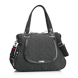 Storksak® Anna Diaper Bag in Charcoal