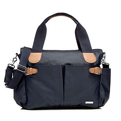 Storksak® Kay Diaper Bag in Navy