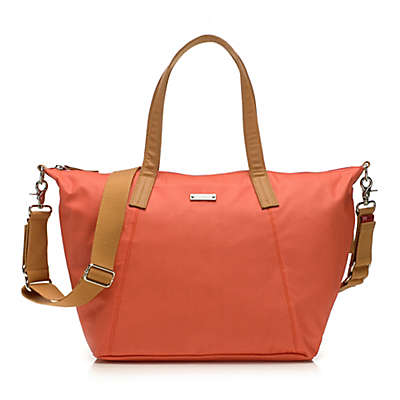 Storksak® Noa Diaper Bag in Coral