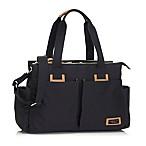 Storksak Travel Shoulder Diaper Bag in Black