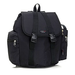Storksak® Backpack Diaper Bag in Black