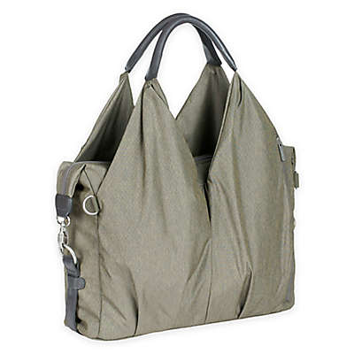 Lassig Green Label Neckline Diaper Bag in Gold