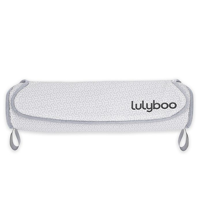 Alternate image 1 for LulyBoo® Infant Carrier Arm Cushion in Grey