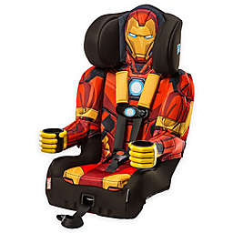 KidsEmbrace® Marvel Avengers Iron Man Combination Harness Booster Car Seat